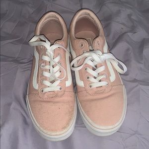 Vans Shoes - Pink Old Skool Vans